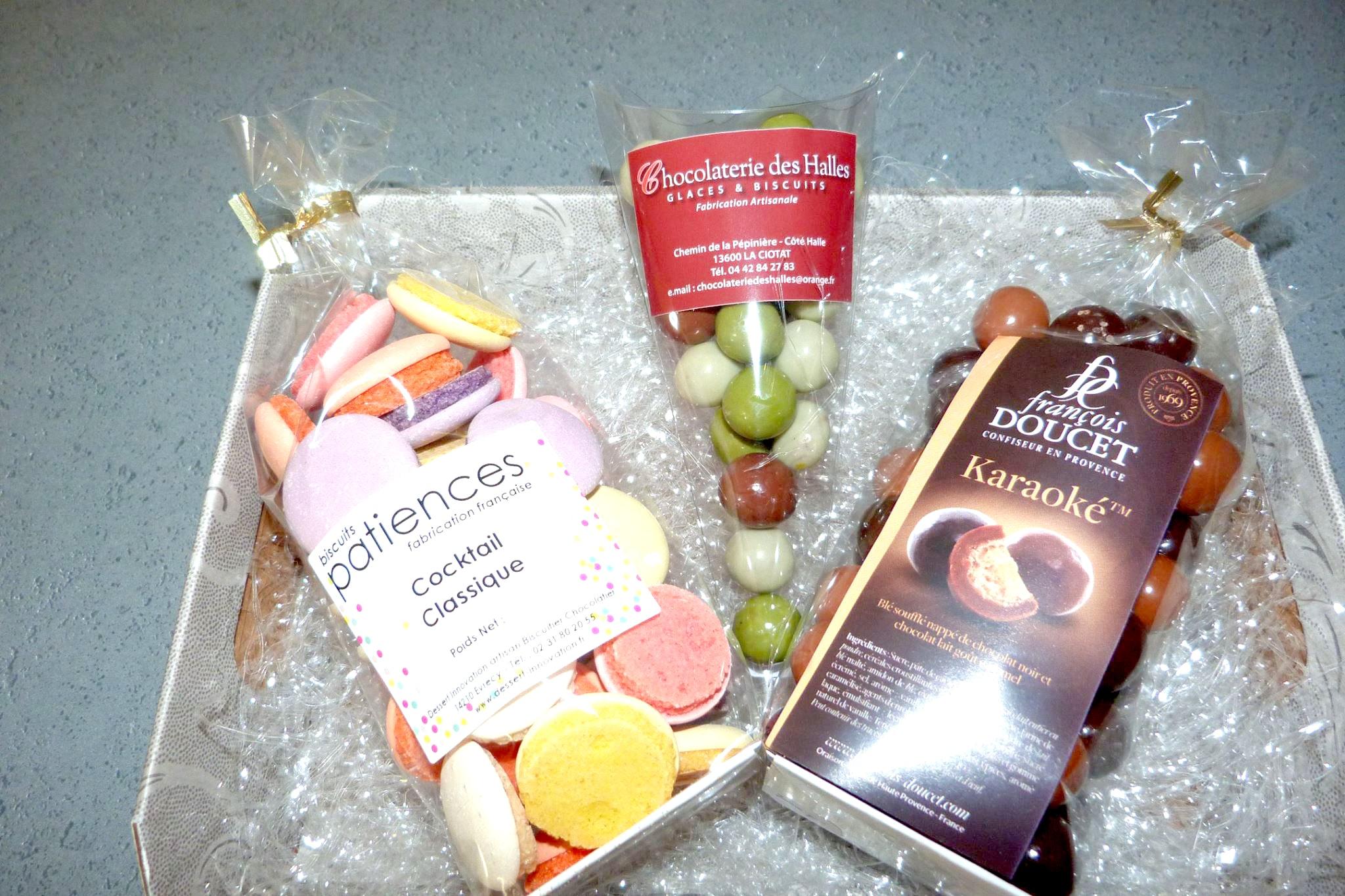 confiserie chocolat