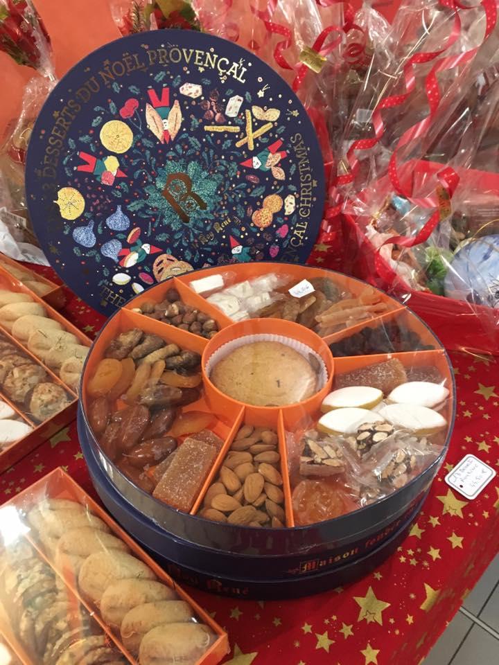 13 desserts de provence