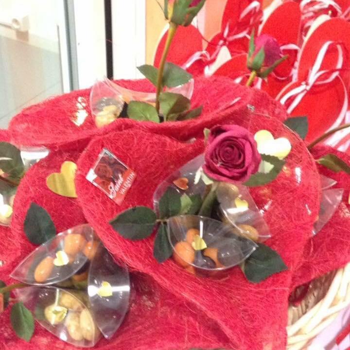 chocolats saint-valentin