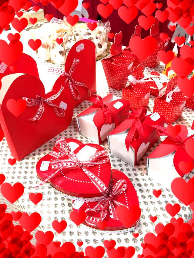 coffrets cadeaux chocolats saint valentin