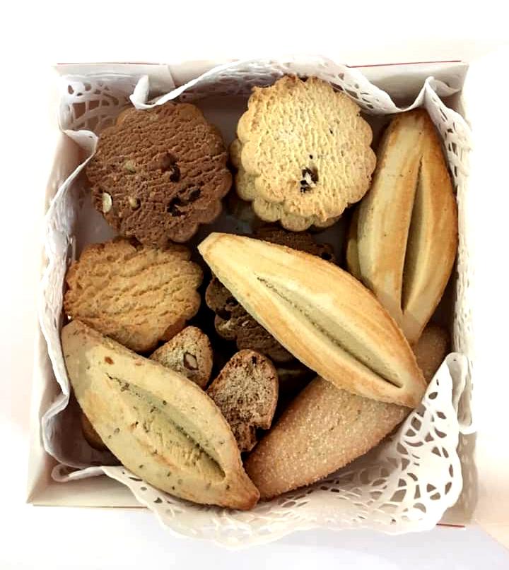 assortiment de biscuit