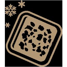 chocolats de noël artisanaux