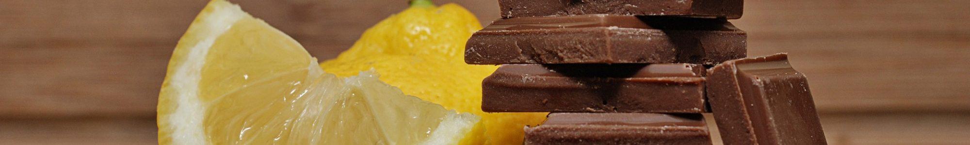 chocolat et fruits confits
